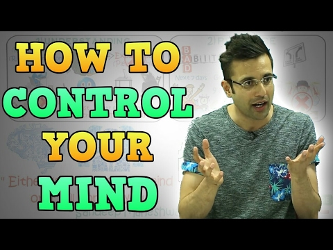 How to Control Your Mind - Motivational Video by Sandeep Maheshwari FAN