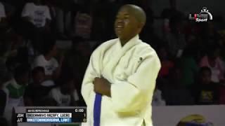 Judo Coupe De Madagascar 2018