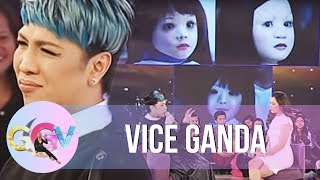 Vice Ganda is scared of dolls