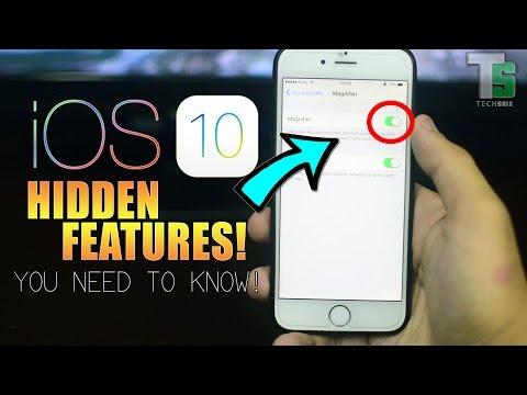 Top iOS 10.2 / 10.1 Hidden Features, Secrets & Tricks | iPhone,iPad & iPod