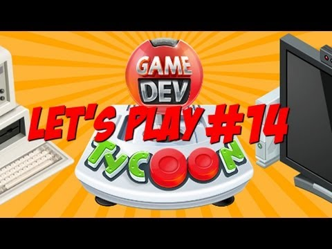 Let's Play Game Dev Tycoon - Part 14 - Let's Make A Console! w/Hypercore Ripper