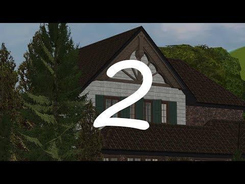 The Sims 2 - Family Fun Stuff - Haute Habitation - Part 2