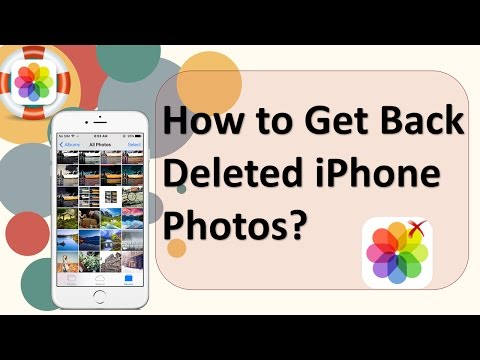 iPhone Photos Disappeared? How to Get Back Deleted Photos from iPhone