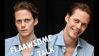 BILL SKARSGÅRD On How (Playing) Pennywise (in IT) Gave Him CRAZY Nightmares