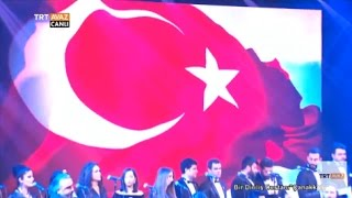 Diriliş Dizisi Müziği - Bir Diriliş Destanı Çanakkale - TRT Avaz