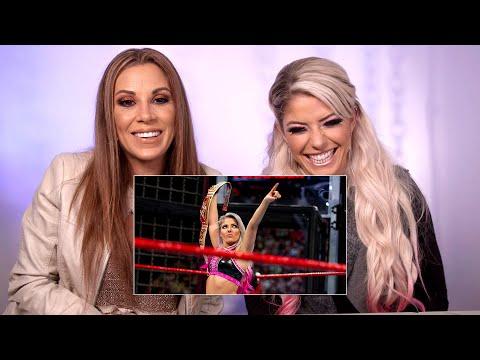 Xxx Mp4 Alexa Bliss Amp Mickie James Watch The First Ever Women 39 S Elimination Chamber Match WWE Playback 3gp Sex