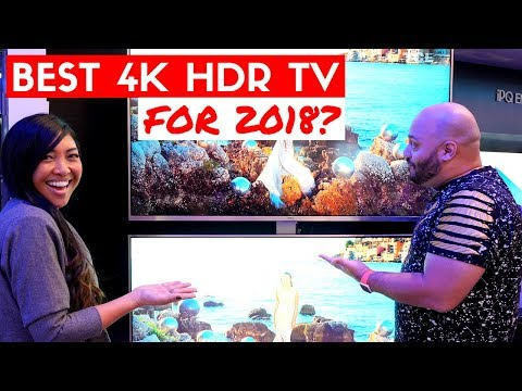 TCL 6-Series: The Best 4K HDR TV for Gaming in 2018!