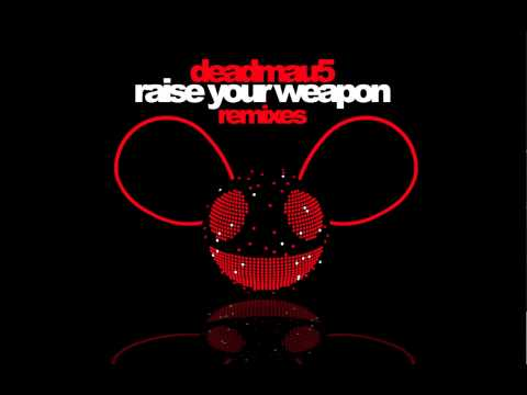 deadmau5 - Raise Your Weapon (Noisia Remix) (Cover Art)