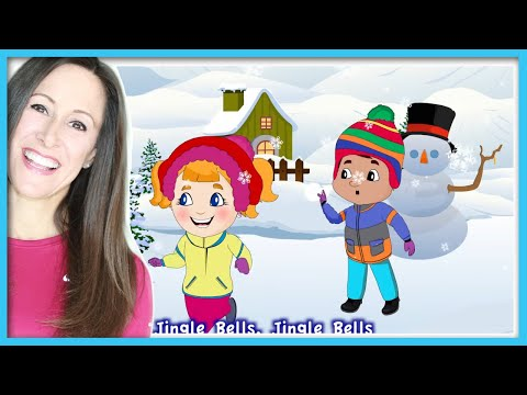 Jingle Bells Christmas Song | Holiday song, Christmas Carol | Patty Shukla