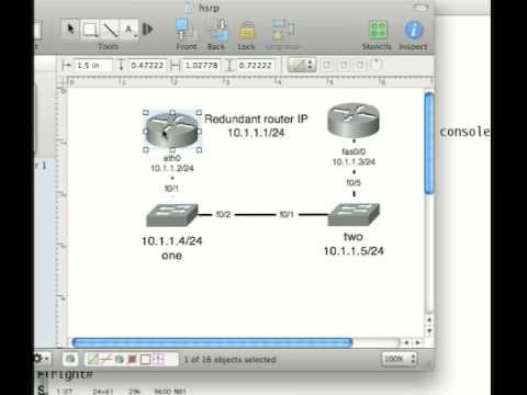 Hot Standby Router Protocol