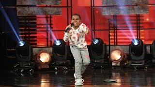 Kid Rapper Young Dylan Channels Meek Mill's Vibes