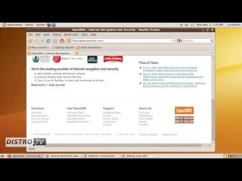 Ubuntu 9.10 (Karmic Koala) - speed up internet