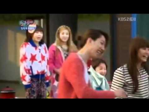 [배수지/BaeSuzy] IY2 ep22_120505; Suzy's Bokbulbok Game to gain some material of food!