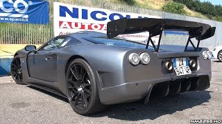 Fast Automotive Built 1100 HP Twin Turbo Factory Five Racing