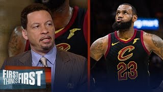 Chris Broussard on reports LeBron doesn