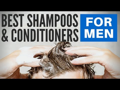 Best Men's Shampoos & Conditioners For Your Hair Type