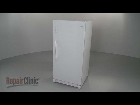 Frigidaire Upright Freezer Disassembly – Freezer Repair Help
