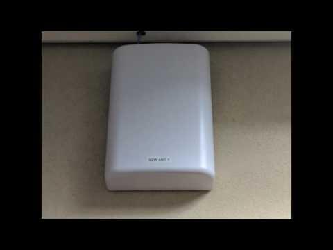 Verizon boosting it's network indoors.