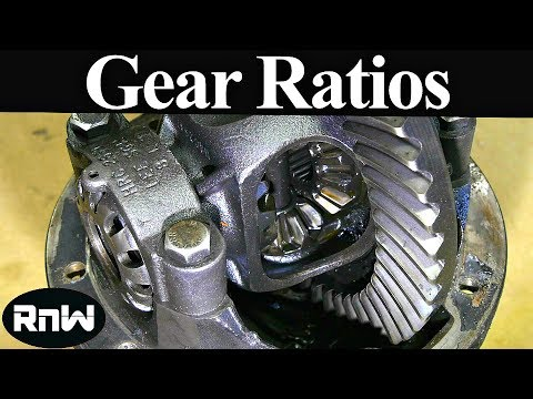 Car Mod for More Torque  - Gear Ratios Explained