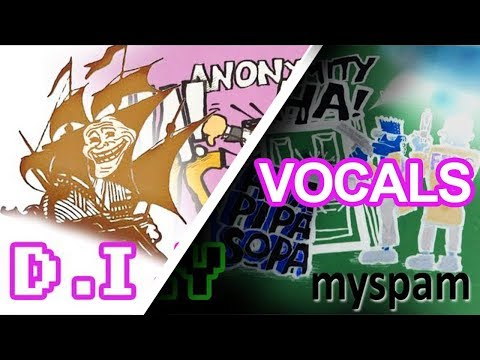 A Geeky Look at DIY myspam - Part 1: Vocal Mixing