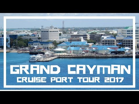 Grand Cayman Cruise Port Tour & What to Expect!