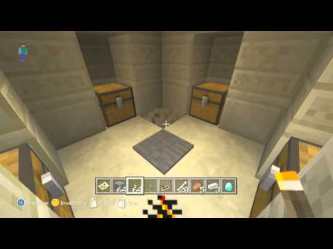 Minecraft Xbox 360/PS3 Best Seed Ever - Jungle/Desert Temple, 4 Villages, 50+ Instant Diamonds