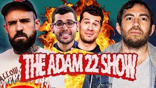 The Adam22 Show #17: Steven Crowder vs Carlos Maza