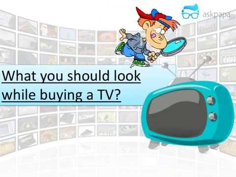 Television / TV Buying Guide - Shortest Video