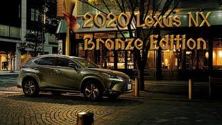 2020 Lexus NX300 Bronze Edition