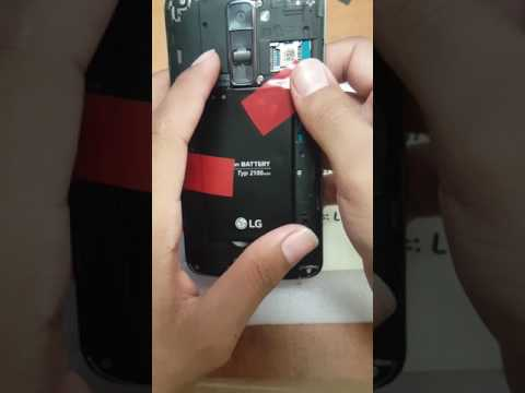 LG Premier LGL62VL Hard Reset, password removal