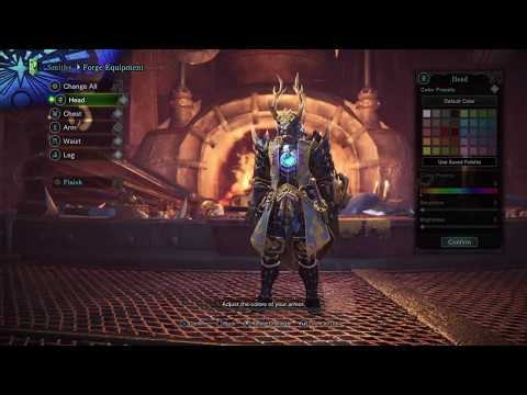 How to get the AZURE STARLORD ARMOR !!!! ( stats and skills of the armor)