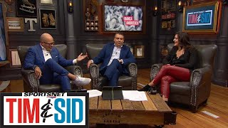 Bianca Andreescu Looking Ahead After Relishing In U.S. Open Triumph   Tim & Sid