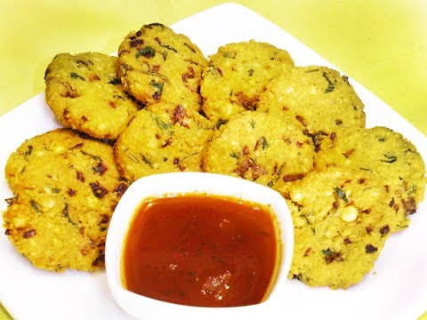Chana Dal Vada Recipe | How to make Chana Dal Vada Recipe | India Tea Time Snacks | MadhurasRecipe
