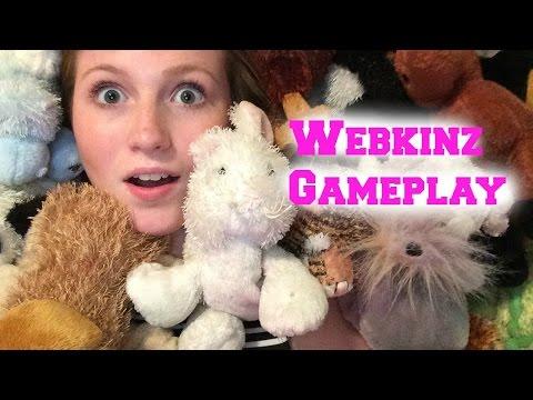 Webkinz Game Play