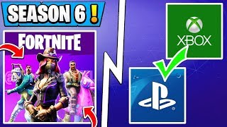 Fortnite Season 6 Live Countdown Videos 9videostv