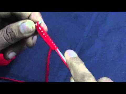 Basics of Knitting - In Hindi - 4 absolute beginners -How to knit, increase or decrease of stitches