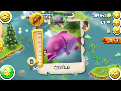 HayDay Tips: How to catch big Fish in Hay Day
