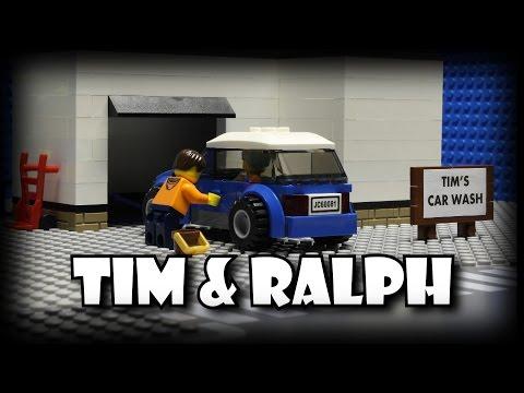 Tim and Ralph: Car Wash