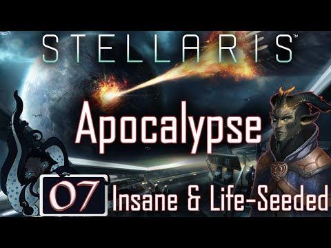 Great Old Cemetery - Stellaris: Apocalypse Pre-Release Series - Drakonian Imperium - #07 - Insane
