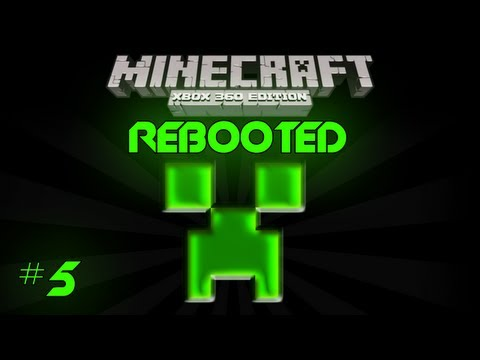 Minecraft Rebooted - #5 - Mob Spawner In The Open! (Xbox Lets Play)