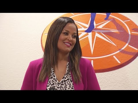 Laila Ali says she chases dreams, doesn't live life in a box