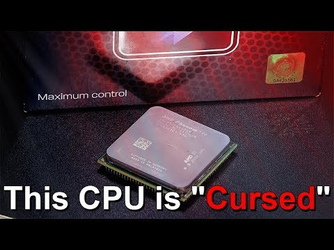 This CPU is