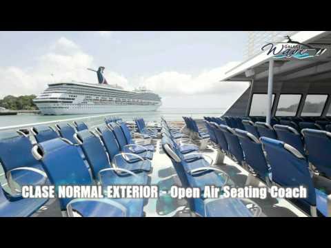 Galaxy Wave - Roatan Ferry