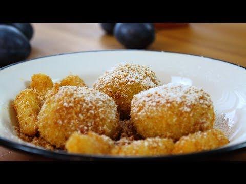 Plum Dumplings (Szilvás gombóc)
