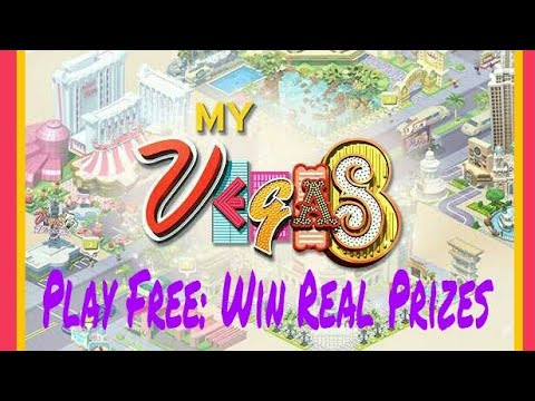 MyVegas Game App - Play Free & Win Real Prizes
