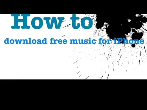 How To Download Music For Free On IPhone Without Jailbreak or Computer