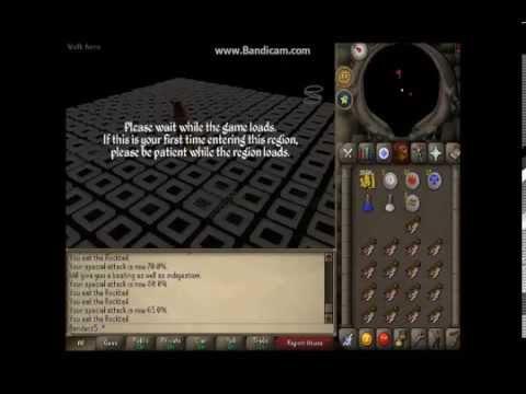 Soulsplit- Recipe for Disaster Quest (Barrow Gloves)