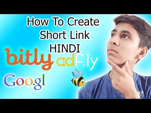 How to Short link { Website use in Bit.ly, goo.gl, adf.ly }  Hindi | By Aayush Technical