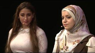 On wearing the hijab | Narjes Jaafar and Sally Beydoun | TEDxLAU