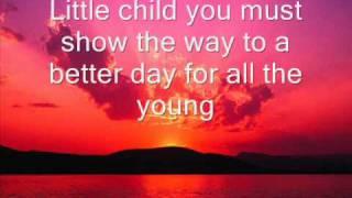 White Lion - When The Children cry (lyrics)
